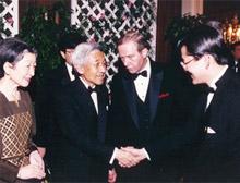 SPECのアメリカ・ビジネスパートナーであるRonald K. Ikejiriさん(愛称ロンさん)